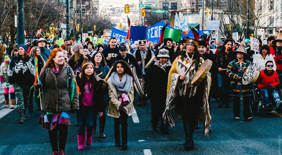 March for jobs, justice and climate in Vancouver on Saturday