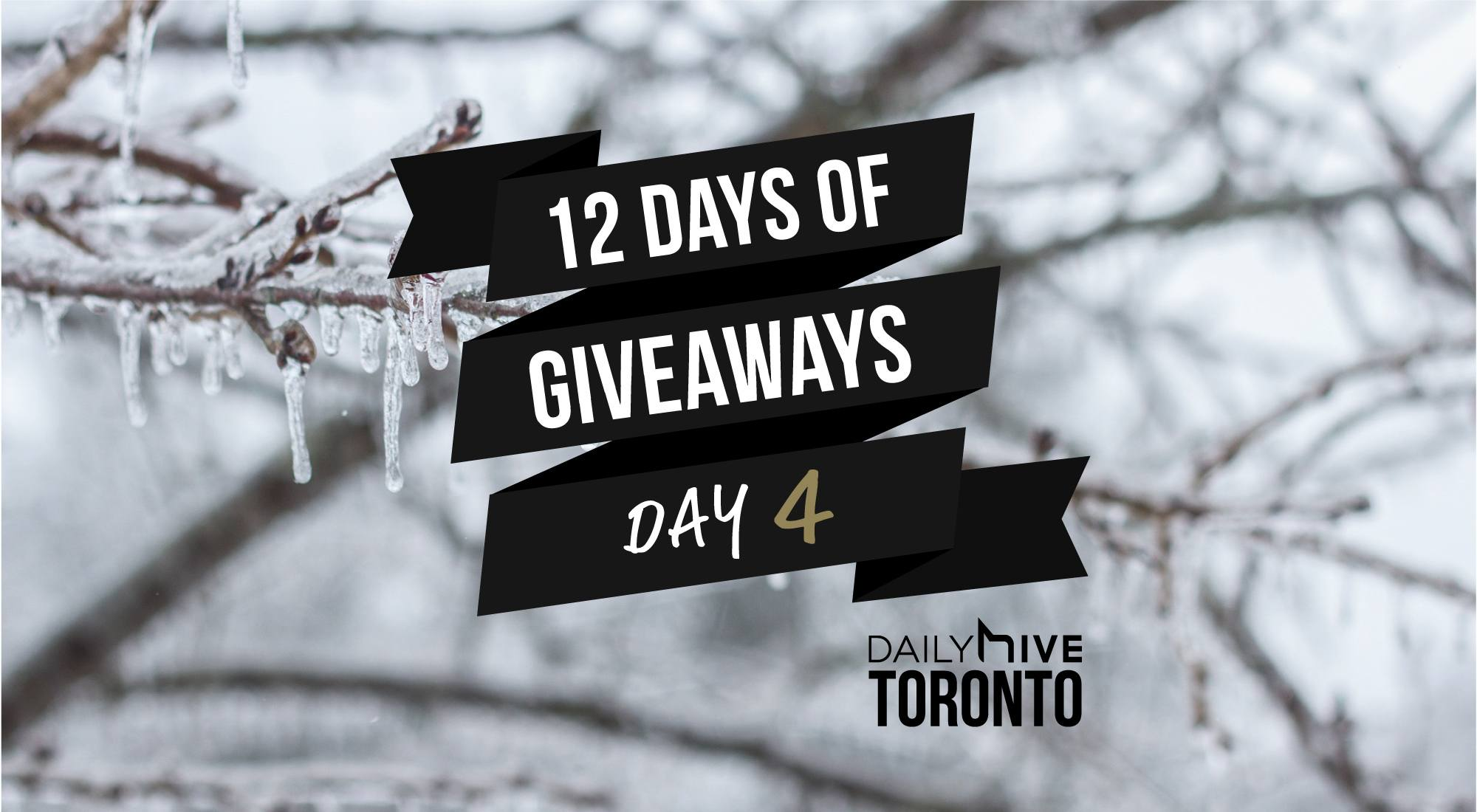 12 days of giveaways toronto 4