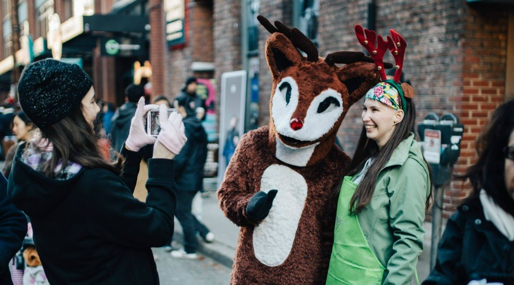 15 photos of Yaletown's CandyTown