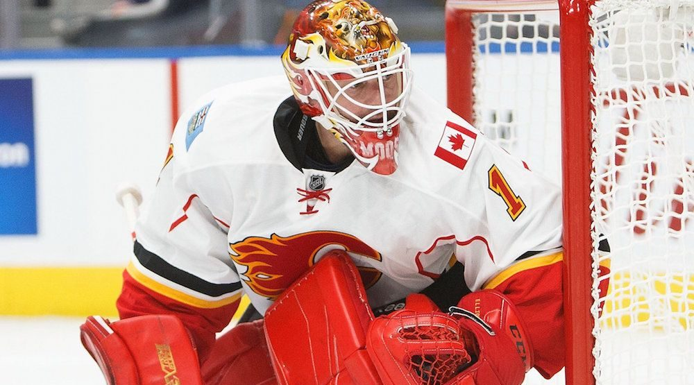 Defensive issues plaguing Flames more than goaltending this season