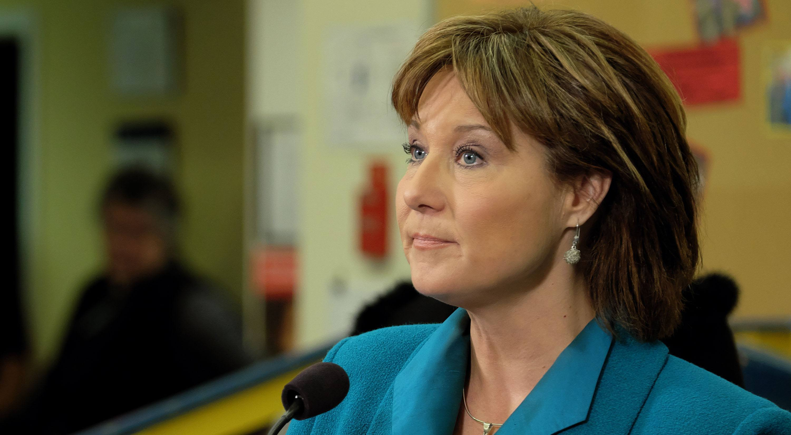 Kinder Morgan pipeline approval no surprise to Christy Clark