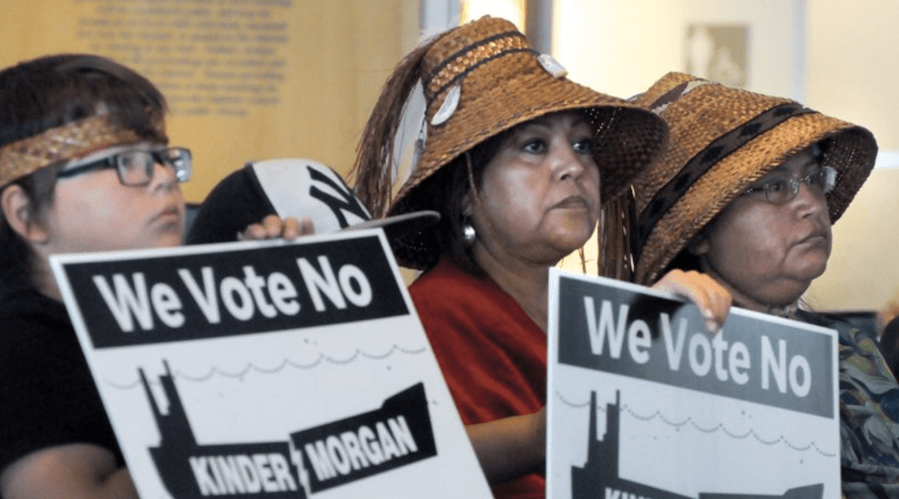 'We're going to stop Kinder Morgan': BC's First Nations groups oppose pipeline expansion