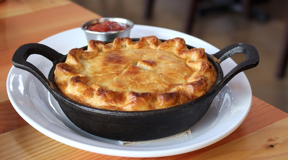 Where to get Tourtiere in Vancouver