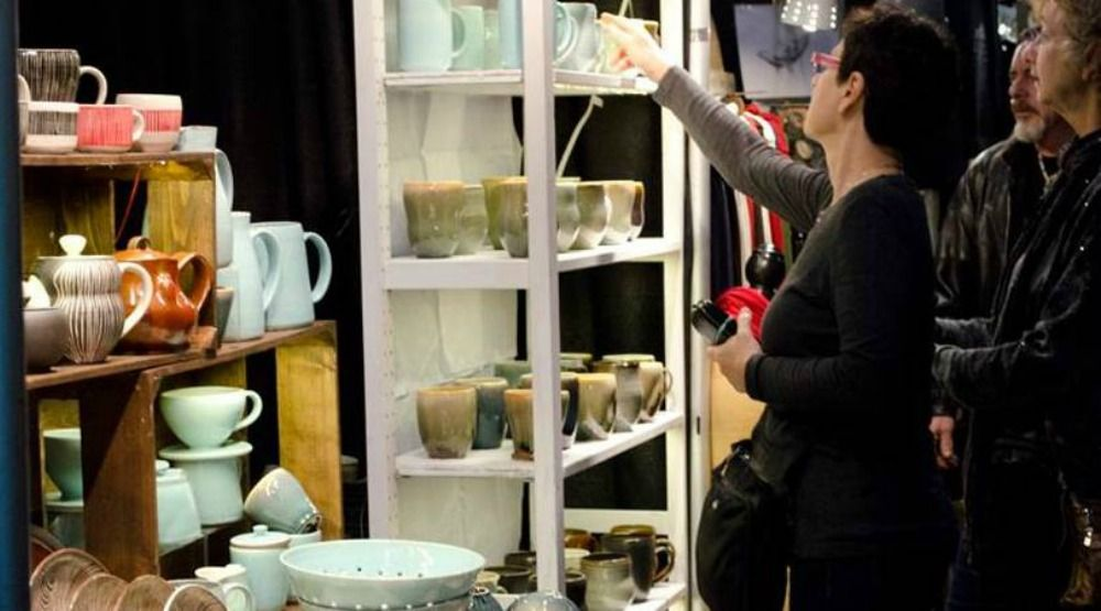 Get in the handmade spirit at this year's Make It! show