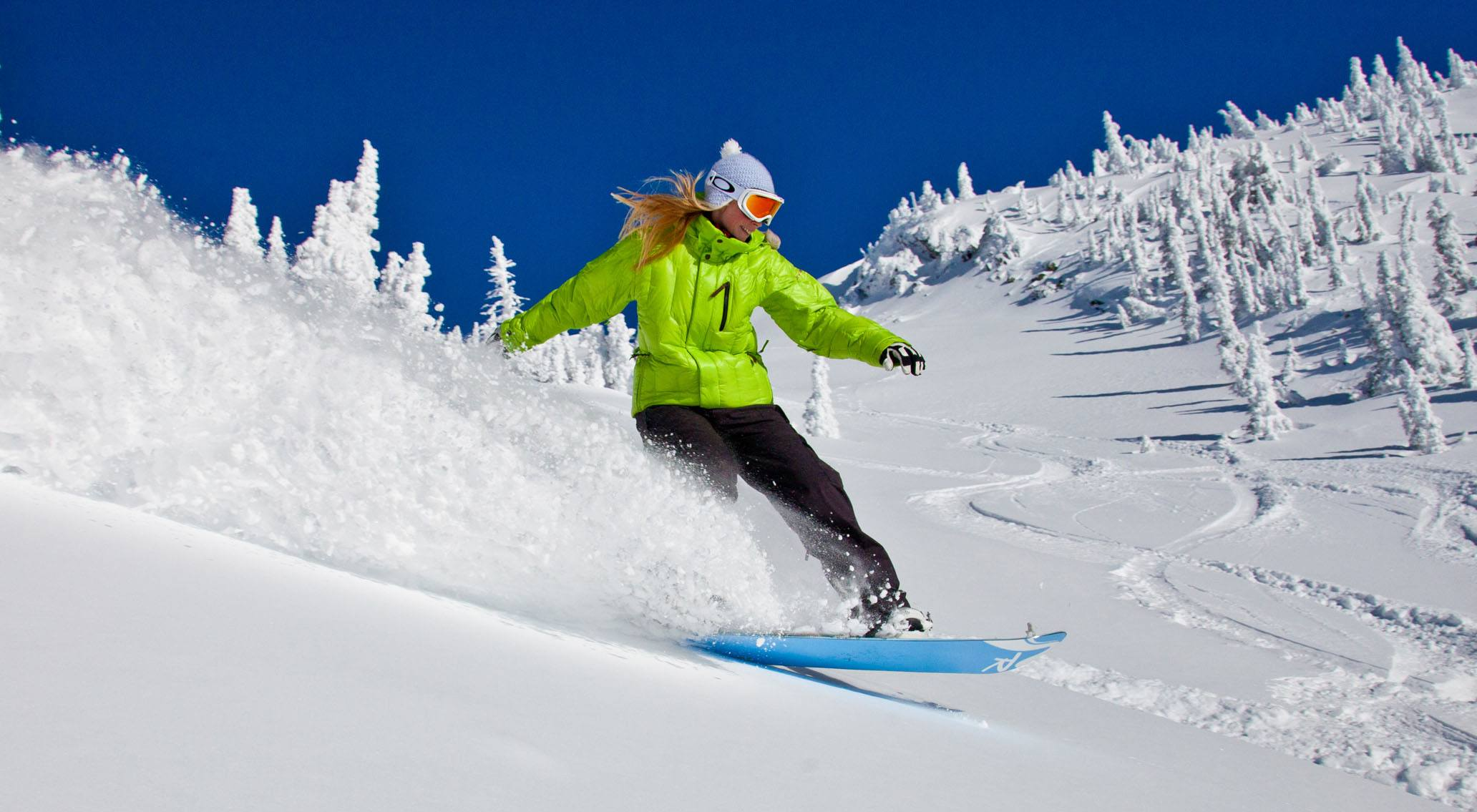 Keiran barret big white ski resort feature