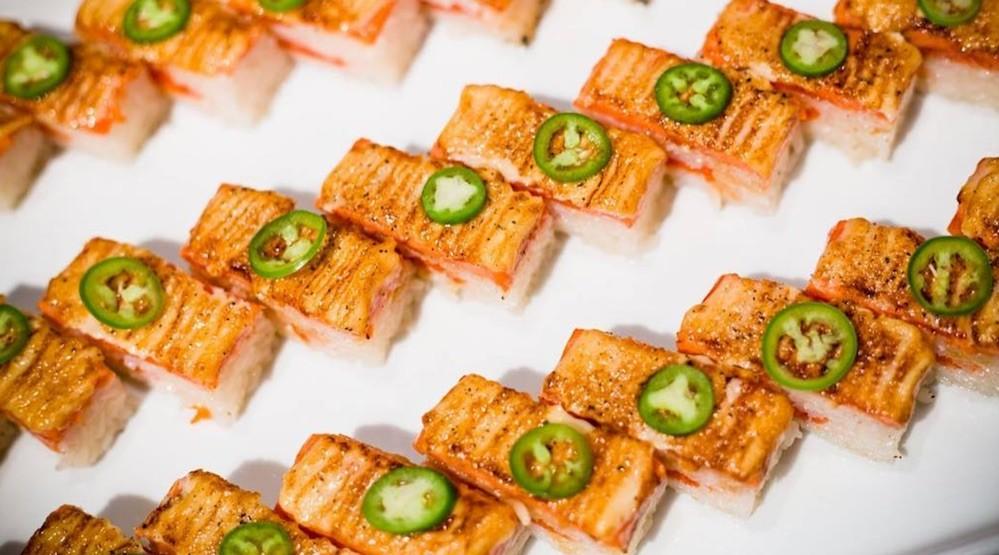 Aburi sushi minami yaletown