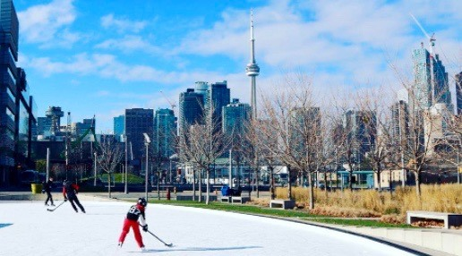 10 of the best skating rinks and trails in Toronto