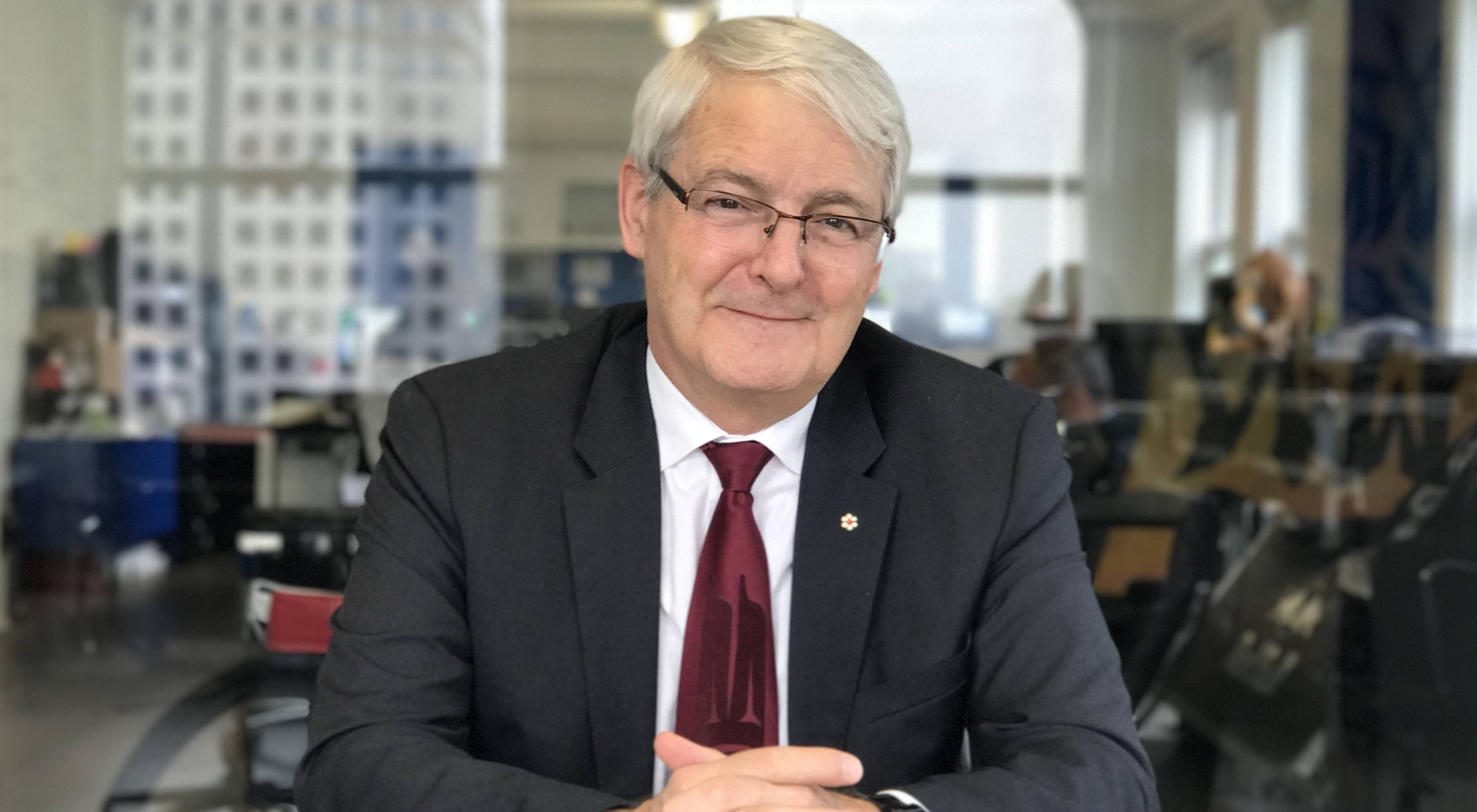 Kinder Morgan pipeline approval is for 'greater good,' says Transport Minister Marc Garneau