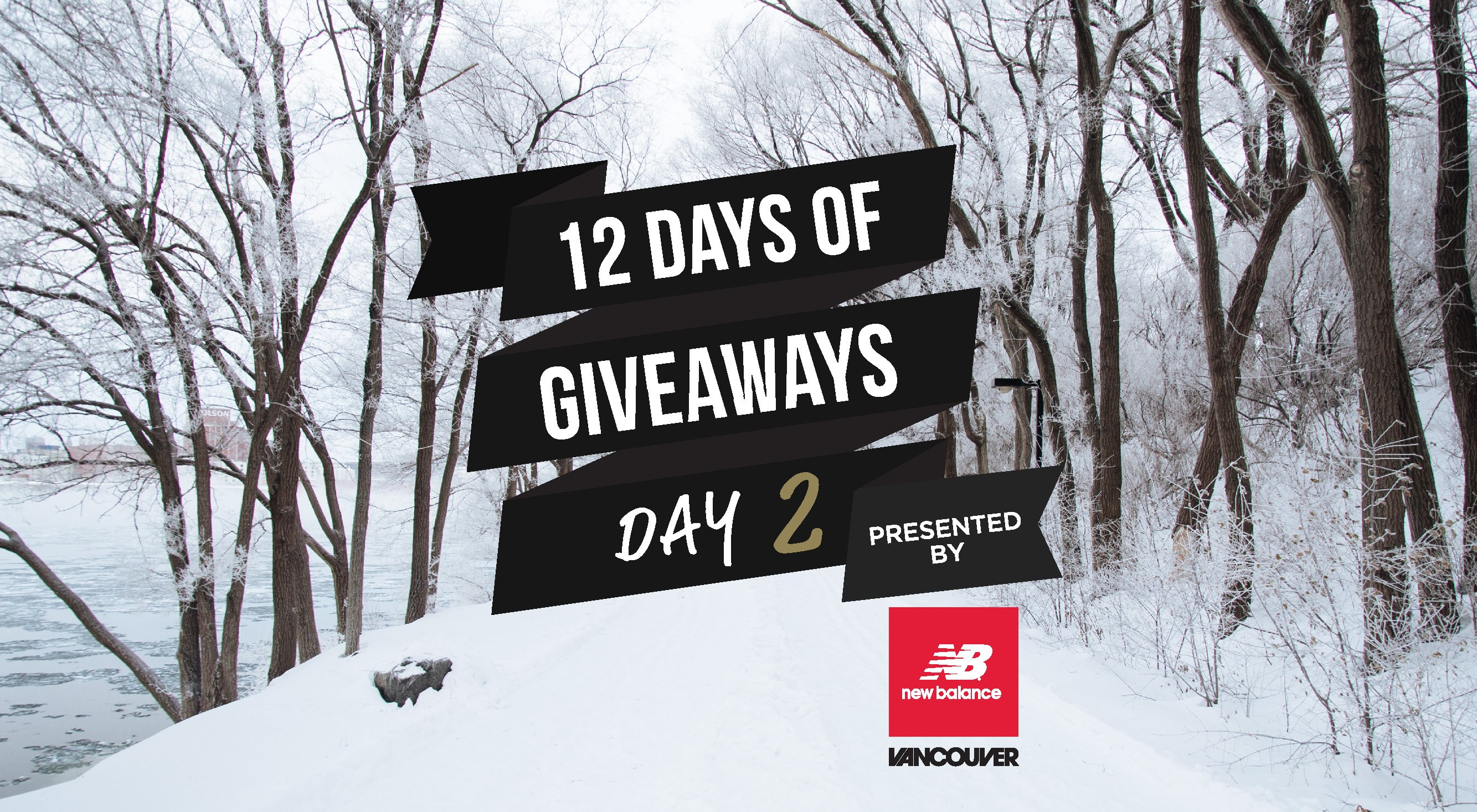 12 days of giveaways new balance 21