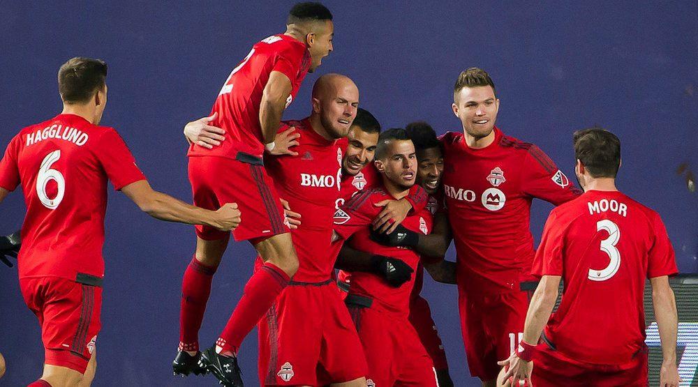 Toronto fc win