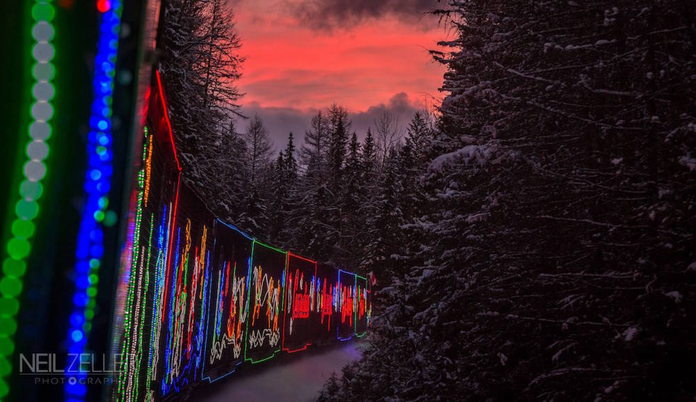 Image: Canadian Pacific Holiday Train / Facebook