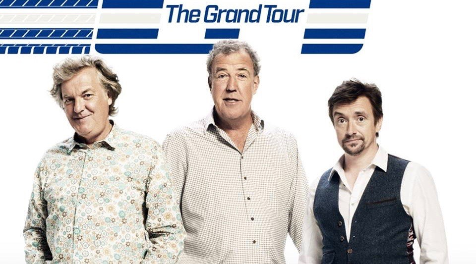 The grand tour amazon prime 1