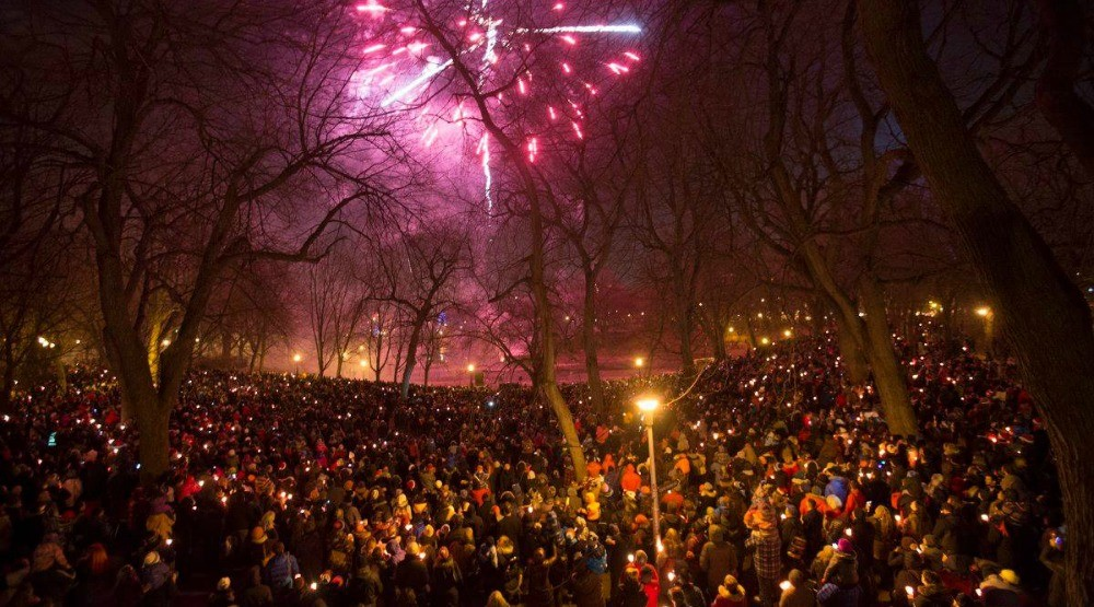 Montreal's favourite candlelit event is back