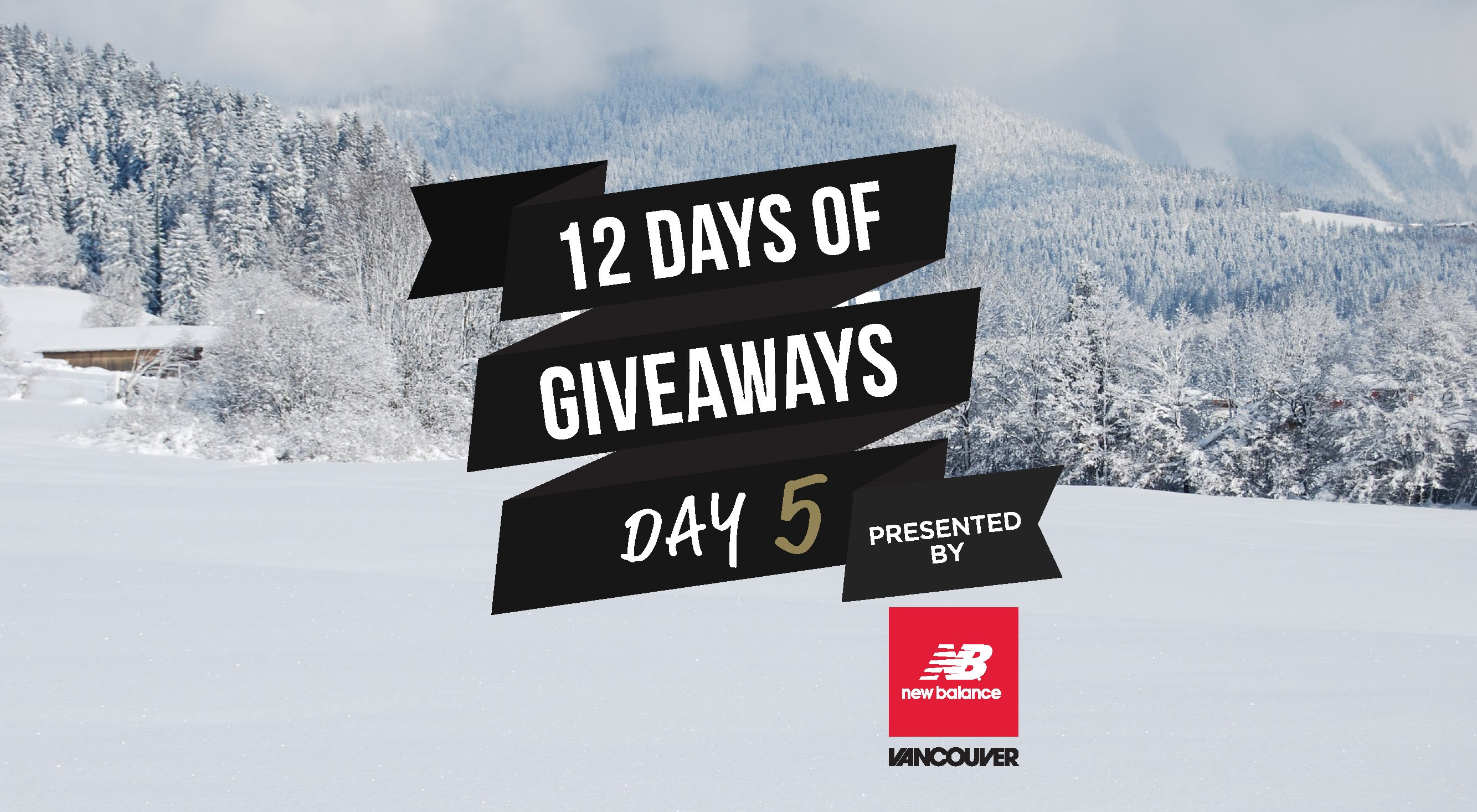 12 Days of Giveaways: Get a gift film buffs will love
