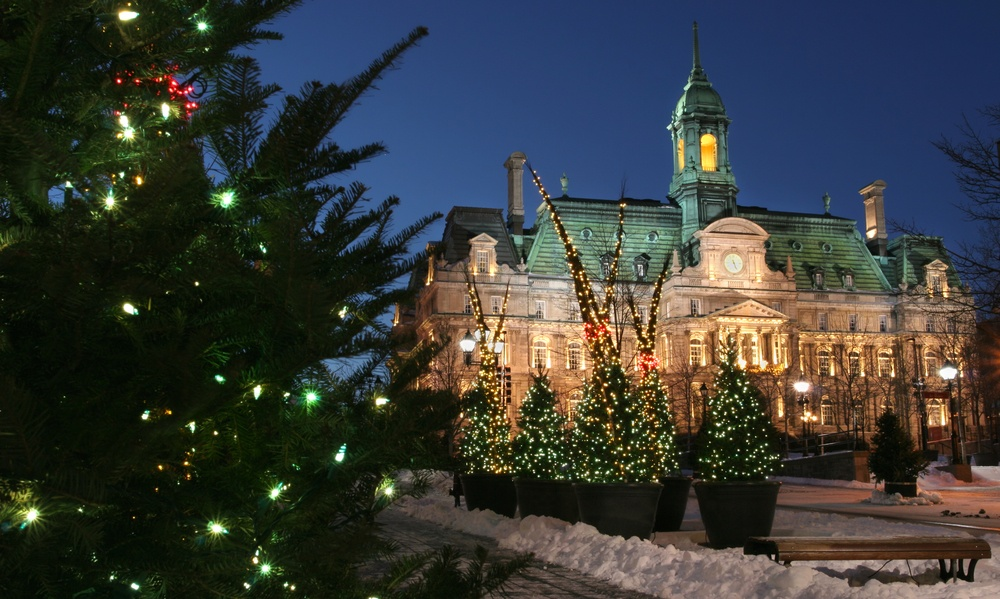 White Christmas In Canada.9 Best Cities To Spend Christmas In Canada Etcetera