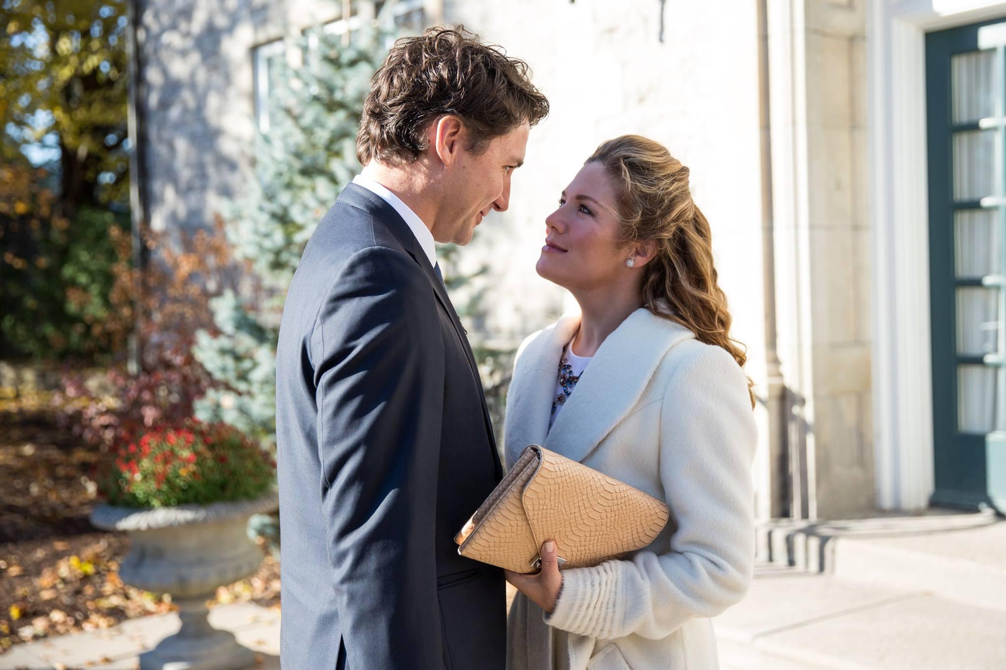 Justin Trudeau and Sophie Grégoire Trudeau (Justin Trudeau/Facebook)