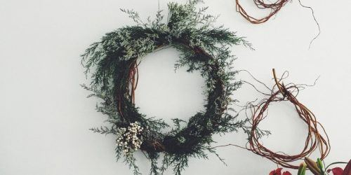 Wreath Making/ Eventbrite