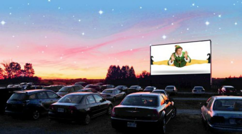 How Fresh Air Cinema is bringing physically-distant drive-in movies to BC