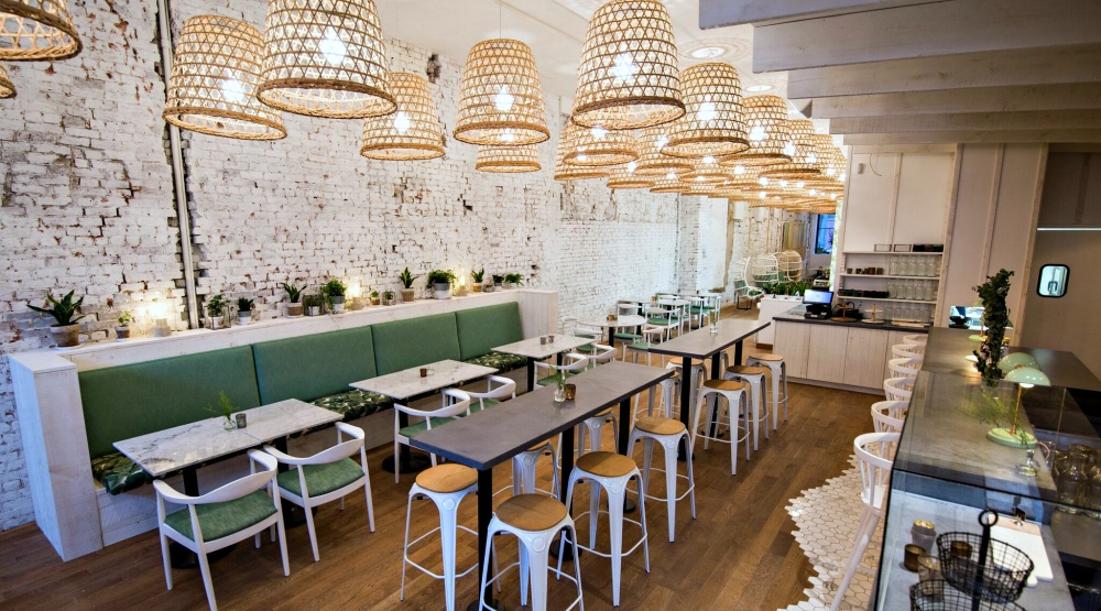 Now Open: LOV Restaurant brings organic food to Old Montreal