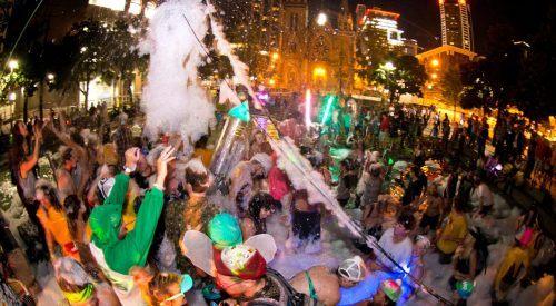 Decentralized Fountain Party (Davis Chu)