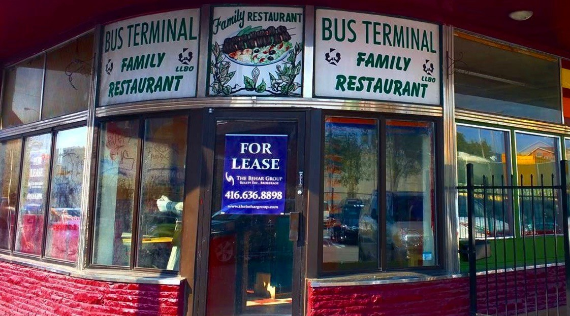 Toronto's cult favourite Bus Terminal Diner has re-opened