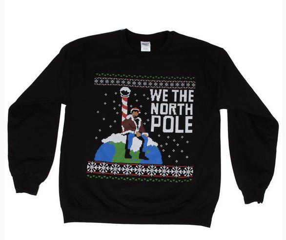 Ugly Christmas Sweater/Retro Festive