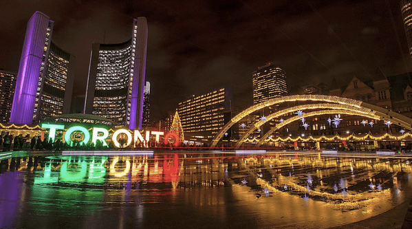 Best Toronto Instagram photos last week: November 29 - December 5
