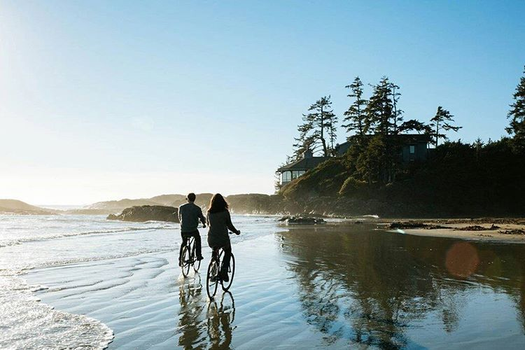 Echo Valley Range, Poets Cove, Rockwater Secret Cove, Wickaninnish Inn, Nimmo Bay Resport, Helen Siwak Glamping, Free Spirit Spheres, Wya Point Yurts, Villa Dome Quixote, Magnolia Hotel,
