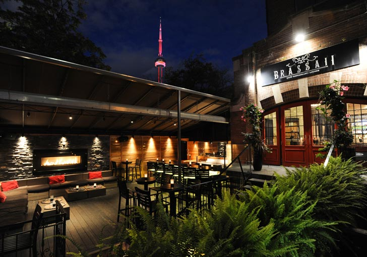 Brassaii is hosting Bacardi Holidega