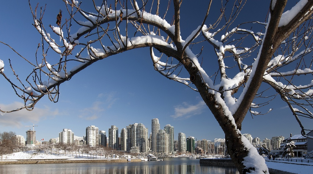 Vancouver Christmas Snow.Long Range Forecast Calls For Drier And Sunnier Winter In
