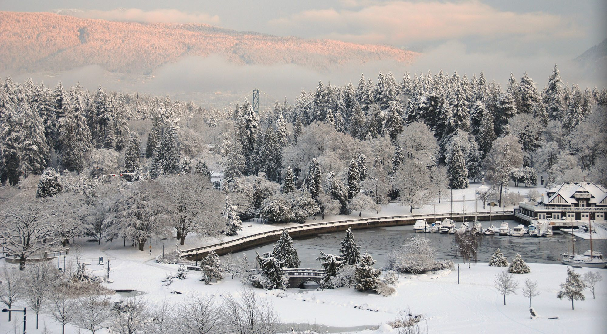 10 places to take photos of the snow in Metro Vancouver