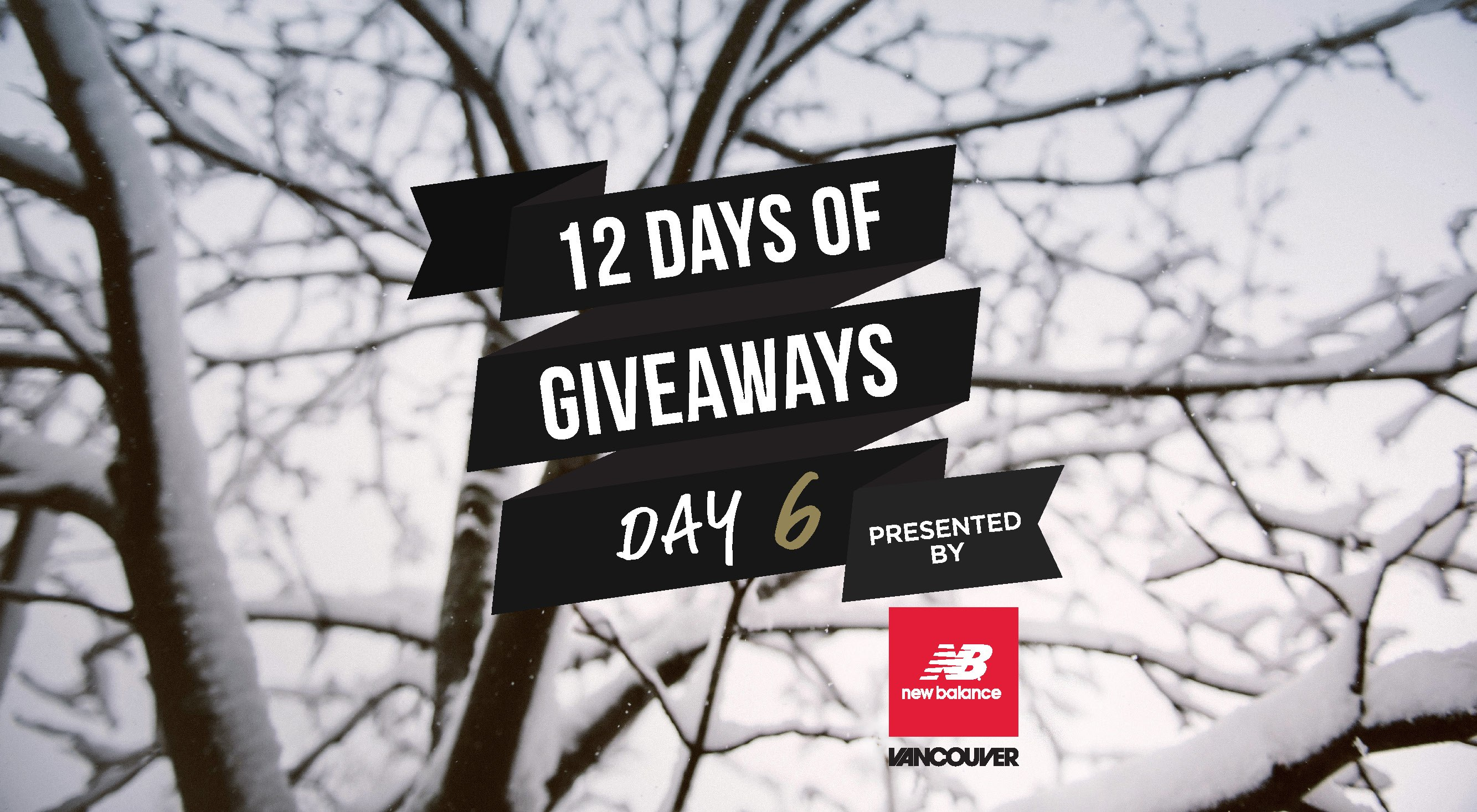 12 days of giveaways new balance 6