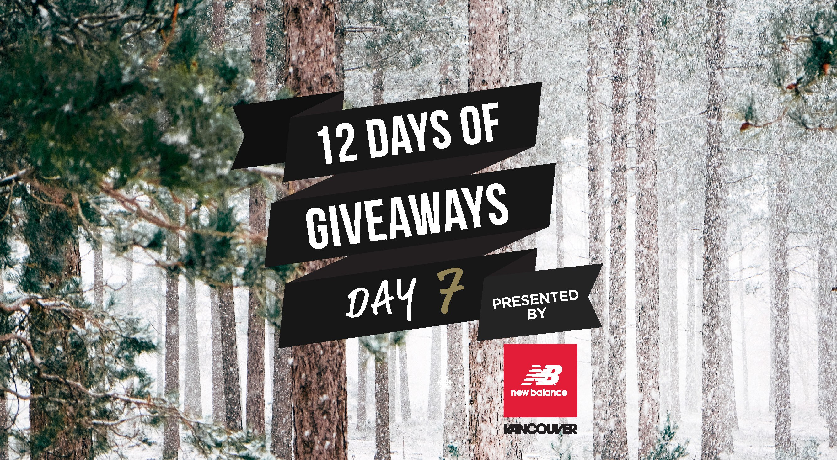 12 days of giveaways new balance 7