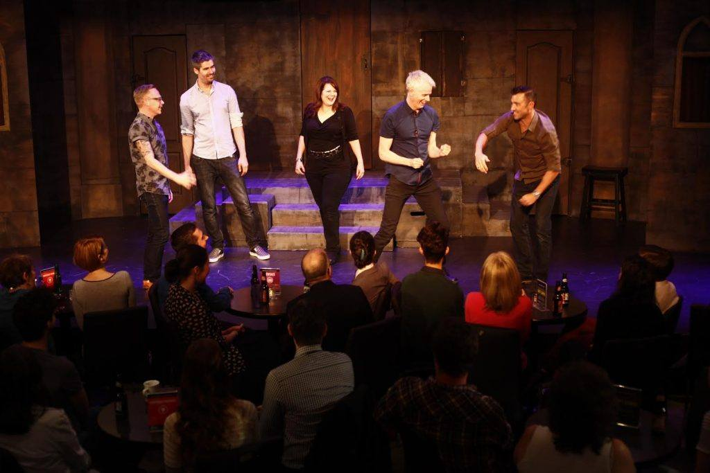vancouver comedy events december 22