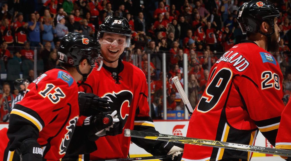 Watch: Flames score 8 goals in 1 game (VIDEO)