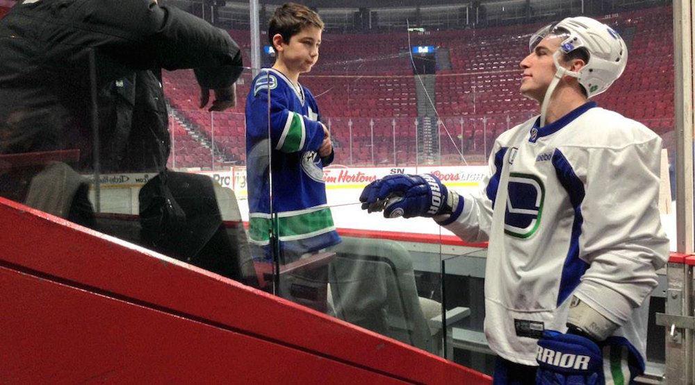 Patrick O'Sullivan obsesses over Vancouver, rips Canucks fans