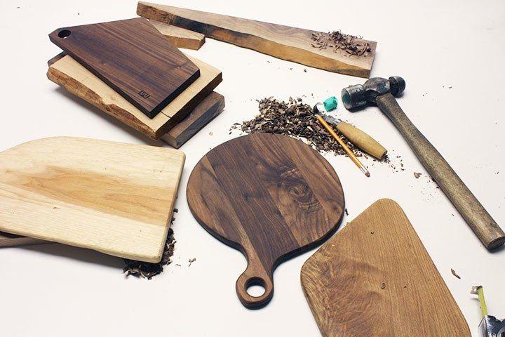 Cutting boards (Union Wood Co.)