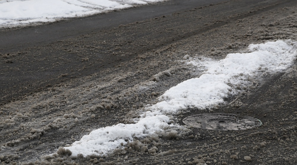 Icy conditions greet Tuesday commuters