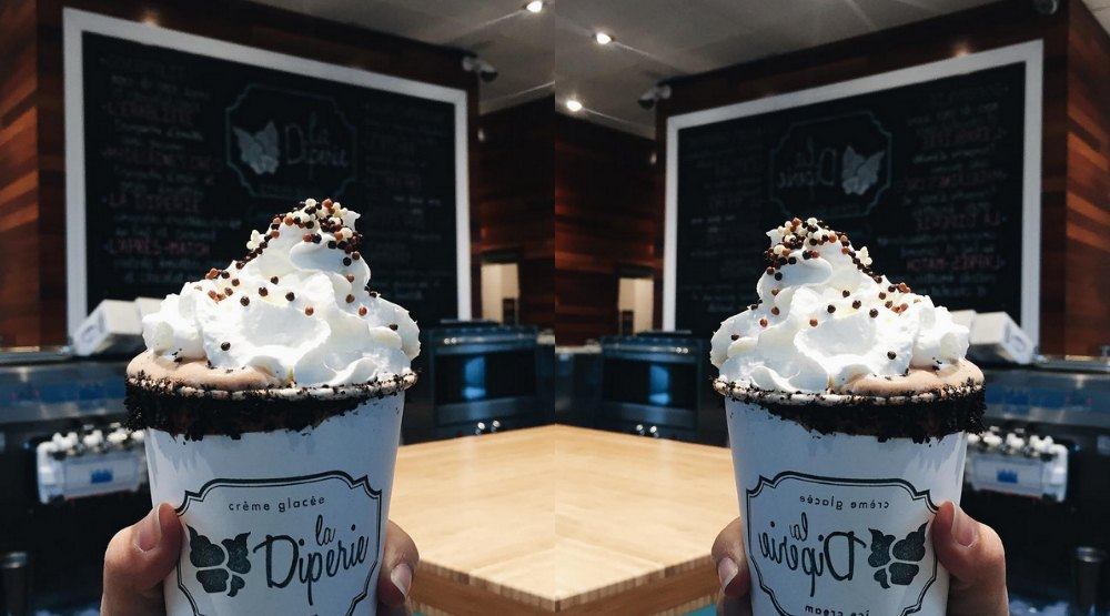 La Diperie is now serving pimped out hot chocolates