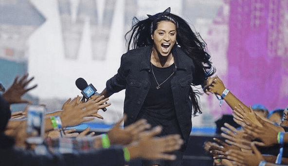 Toronto's Lilly Singh was one of the highest paid YouTubers in 2016