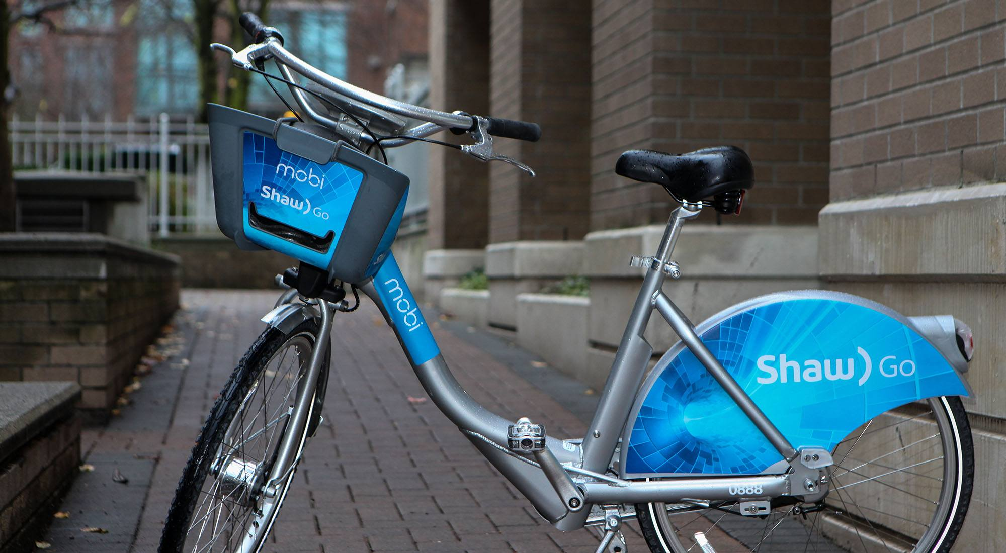 Vancouver's Mobi bike share to be sponsored by Shaw