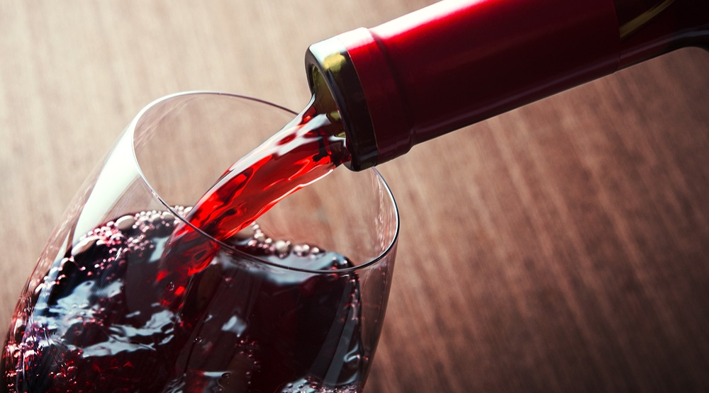 Red wine shutterstock