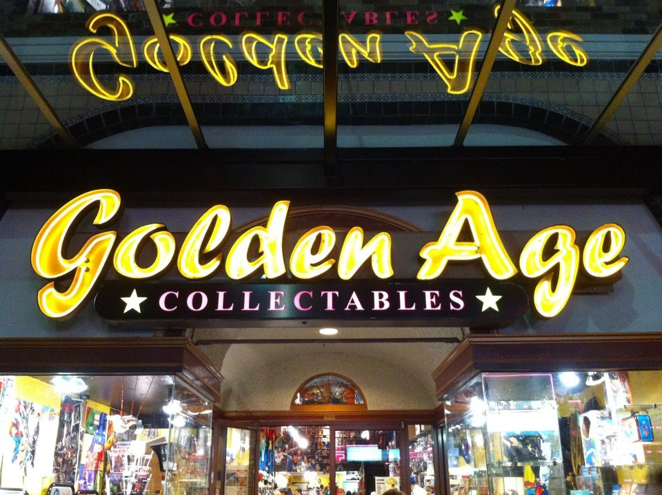 Image: Golden Age Collectables
