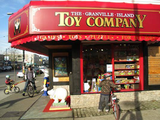 Granville Island Toy Company / Facebook