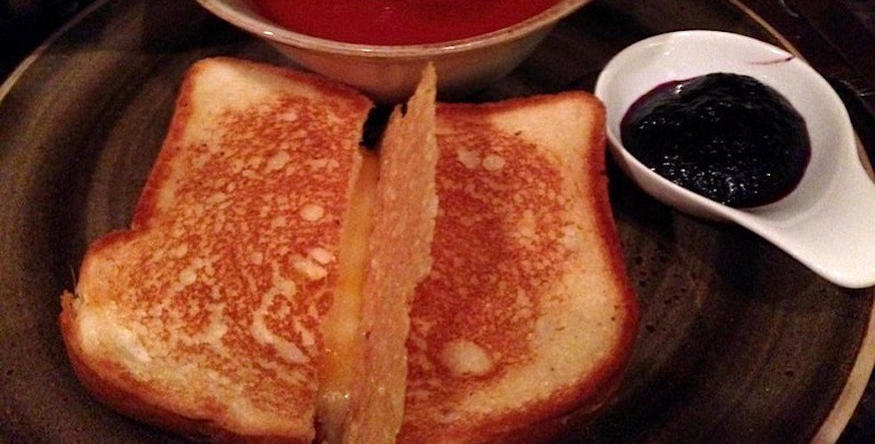"""Yes, there is a $23 grilled cheese named for """"Condo King"""" Bob Rennie"""