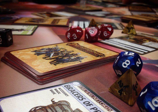 Image: Board Game Warriors