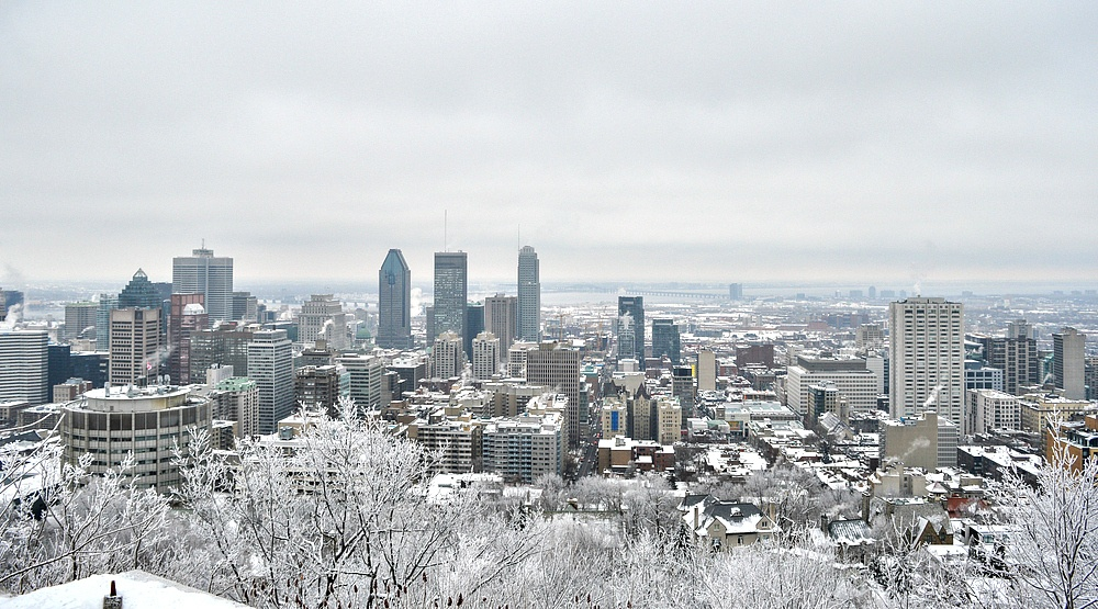 It's going to feel like -16°C in Montreal on November 14