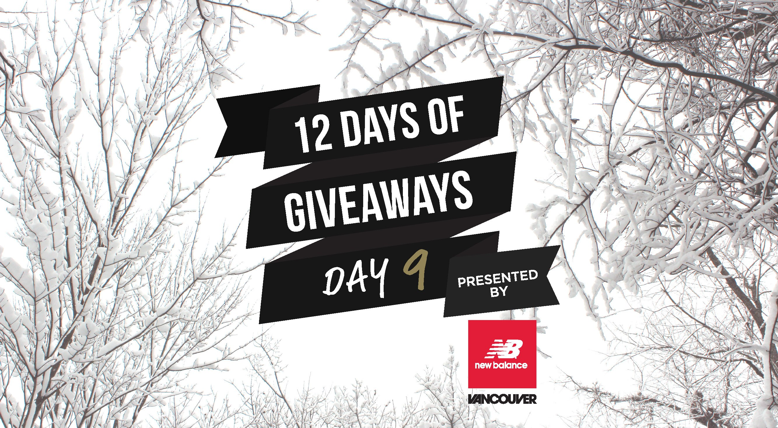 12 days of giveaways new balance 9