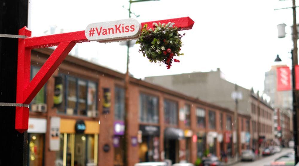 Make your Christmas a Kissmas this year (CONTEST)