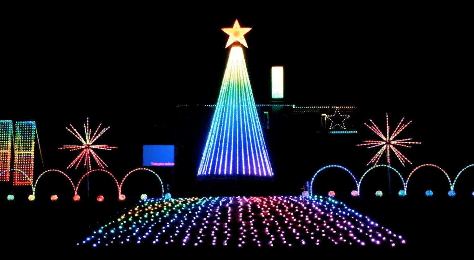 Elegant The Laberge Christmas Lights In 2015 (Paul Laberge)